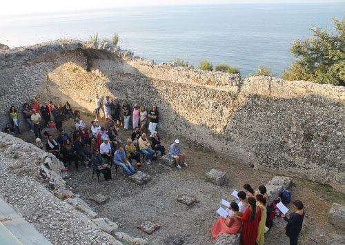 Festival dei Teatri D'arte Mediterranei, le donne del Mediterraneo