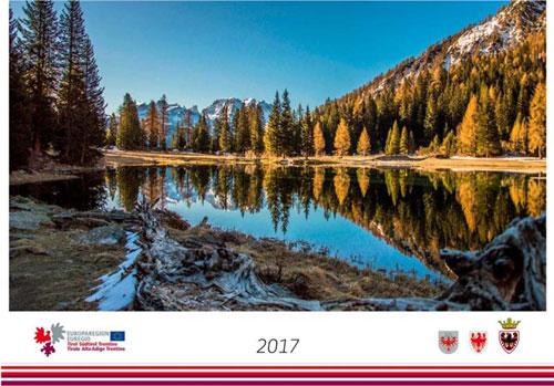 Calendario Euregio 2018, il concorso fotografico