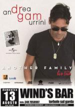 DR. GAM torna a grande richiesta in concerto a Torbole Sul Garda