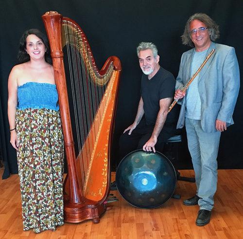 Assisi Suono Sacro porta al Louvre di Parigi la musica del Peregrinandi Trio