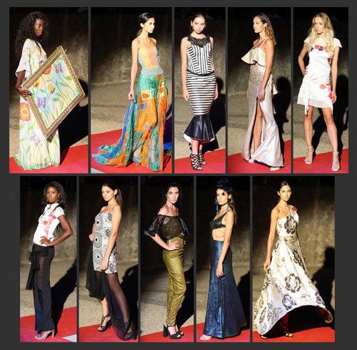 Forte in Fashion, grande successo per la sfilata all'Argentario