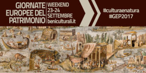 Giornate Europee del Patrimonio 2017, gli appuntamenti a Cosenza