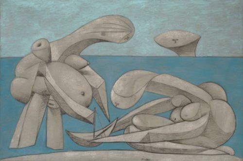 Picasso sulla spiaggia. A Venezia, una mostra su Pablo e la svolta del 1937