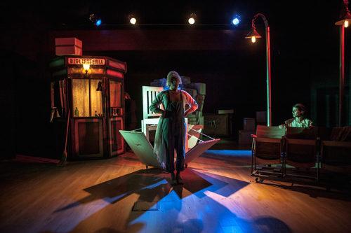 Le Voci, lo spettacolo in scena al Teatro Tor Bella Monaca di Roma