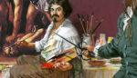 Noir Caravaggio. In attesa della mostra a Palazzo Reale, un fumetto ne racconta gli ultimi anni