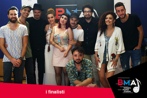 Bma – Bologna Musica d'Autore, serata finale al Teatro Il Celebrazioni di Bologna