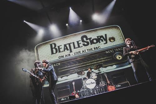 Beatlestory 'The Best Beatles Celebration 50th' torna in scena con un cast d'eccezione