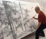 Cao Tianwen, l'artista cinese per la prima volta in Italia