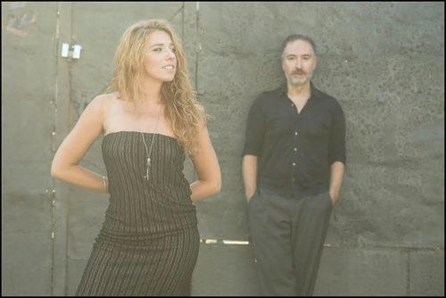 Come la punta del mio dito, il nuovo singolo di Agnese Valle e Pino Marino in anteprima live sul palco del Riverside
