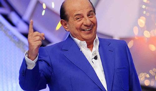 Giancarlo Magalli vince il premio Dino Verde