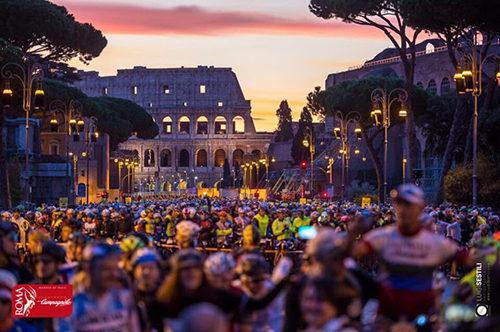 Granfondo Campagnolo Roma, conclusa la VI edizione con oltre 6000 partecipanti da tutto il mondo