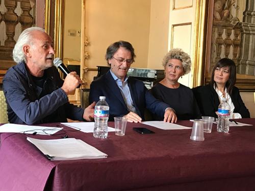 Il premio della critica del Premio Bianca d'Aponte intitolato a Fausto Mesolella
