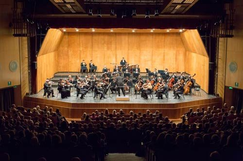 L'orchestra Haydn in concerto per Aido