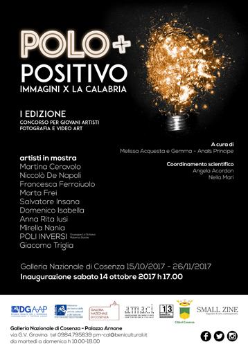 Polopositivo. Immagini per la Calabria