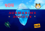 Submarine Society, il primo solo show dell'artista americana Ann Hirsch in Italia