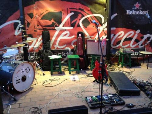 Contestaccio Live Music, la programmazione dal 19 al 21 ottobre 2017
