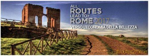 All routes lead to Rome: dal 17 al 26 novembre il focus sull'Economia della Bellezza