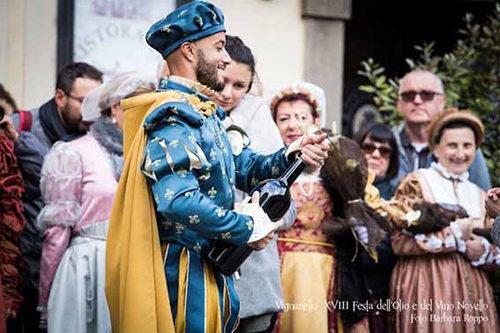 Festa dell'Olio e del Vino Novello, ultimo week-end a Vignanello