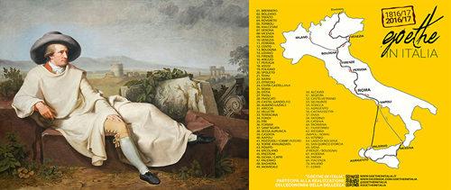 Goethe in Italia: dal bicentenario al festival, all'itinerario culturale europeo