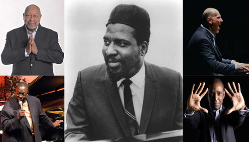 Moncalieri Jazz, Kenny Barron, Dado Moroni, Curys Chestnut e Danny Grissett insieme per Thelonious Monk