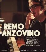 Remo Anzovino, al via il tour nei teatri d'Italia del pianista per presentare il nuovo album Nocturne