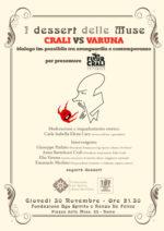 Tullio Crali vs Elio Varuna ai Dessert delle Muse