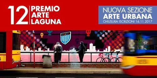 Arte Urbana, la nuova sezione di concorso del 12° Premio Arte Laguna