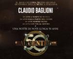 Claudio Baglioni il prossimo anno torna in concerto nelle Arene Indoor con il suo palco Al Centro