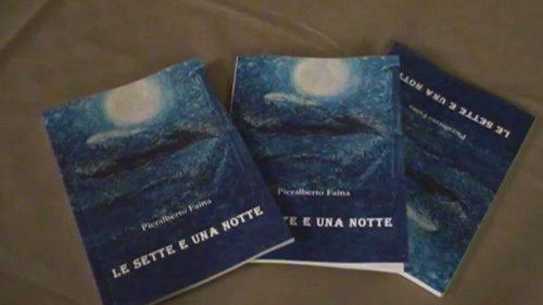 """""""Le sette e una notte"""", il libro di Pieralberto Faina. La presentazione alla Dolce Vita Gallery di Roma"""