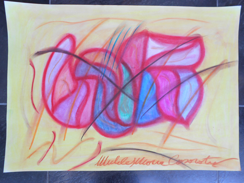 Venduto per 1.300.000,00 euro un quadro di Michele Maria Casorati