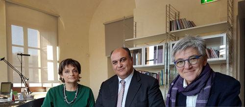 Protocollo d'intesa Palazzo Nieddu