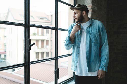 Wrongonyou dal 27 gennaio 2018 il cantautore romano dal sound internazionale in tour in Italia e all'estero