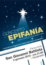 Concerto dell'Epifania e Bacio del Bambinello a Giulianello di Cori