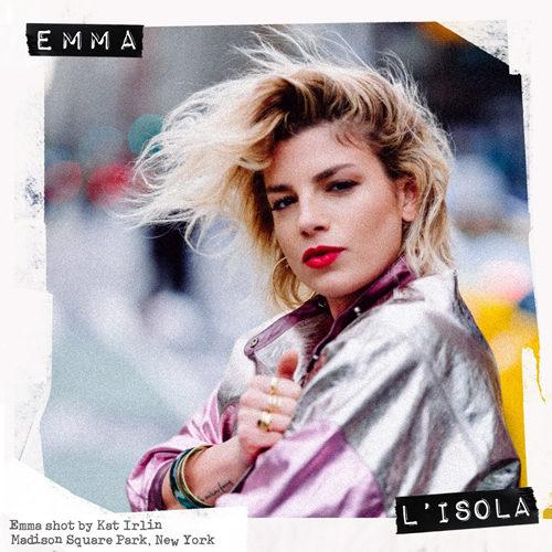 L'Isola, il primo singolo estratto dal nuovo disco di inediti Essere qui di Emma approda in radio, streaming e digital store
