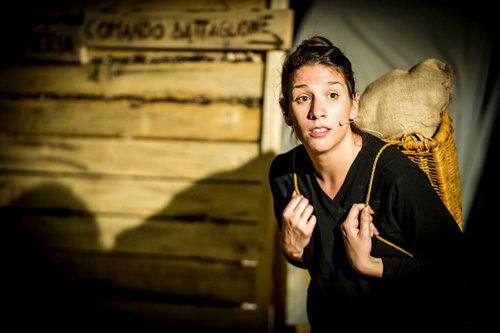 Guerriere, lo spettacolo di e con Giorgia Mazzucato al  Teatro Stabile di Roma®
