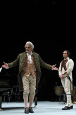 Intrigo e amore di Friedrich Schiller regia Marco Sciaccaluga al Teatro Quirino