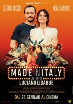 Made in Italy di Luciano Ligabue è il film più visto del weekend