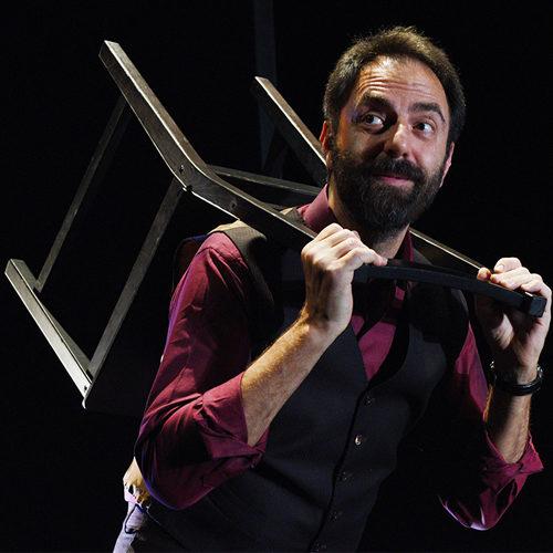 Quello che non ho, lo spettacolo dedicato a Pier Paolo Pasolini al Teatro Brancaccio di Roma