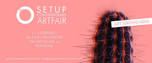 Setup Contemporary Art Fair, al via la VI edizione a Bologna