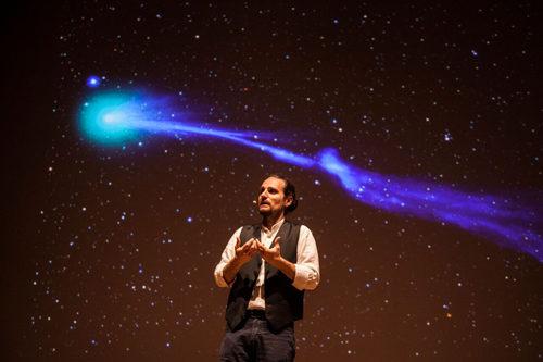 STARLIGHT settemillimetridiuniverso chiude la prima edizione del Festival ScienzaInScena Atto 1