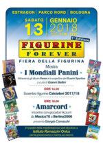Figurine Forever. Sul palco con Comaschi campioni Azzurri dei Mondiali di calcio all'Estragon Club di Bologna