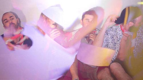 Monkey Tempura live a Le Mura per presentare Love Coagulation, il nuovo videoclip