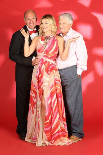 Una moglie da rubare, lo spettacolo con Patrizia Pellegrino e Stefano Masciarelli al Teatro Manzoni di Roma