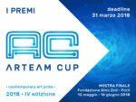 Arteam Cup 2018: annunciati i primi premi