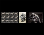Il corpo con le ali di Eadweard Muybridge Dirk Baumanns e il disegno futurista alla Futurism&Co Art Gallery di Roma