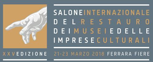 XXV edizione del Salone Internazionale del Restauro, dei Musei e delle Imprese Culturali a Ferrara Fiere