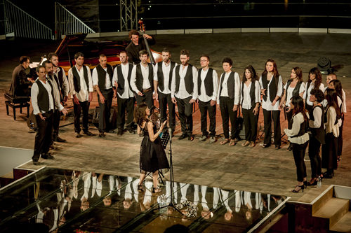 Moresche ed altre invenzioni, il nuovo album di Maria Pia De Vito. La presentazione all'Auditorium Parco della Musica di Roma