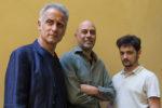 """Marcello Allulli, Enrico Zanisi e Fabrizio Sferra in concerto """"The New Project"""" al MAXXI"""