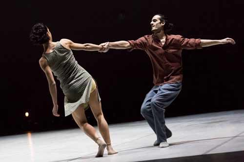 Aterballetto chiude la Stagione Danza con Words and Space e Bliss