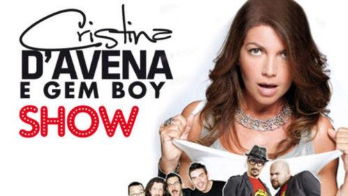 Cristina D'Avena & Gem Boy live all'Estragon Club di Bologna
